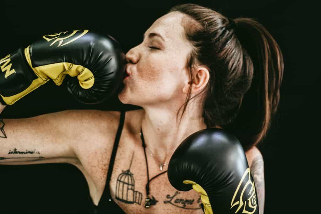 KRav MAga training moves for beginners