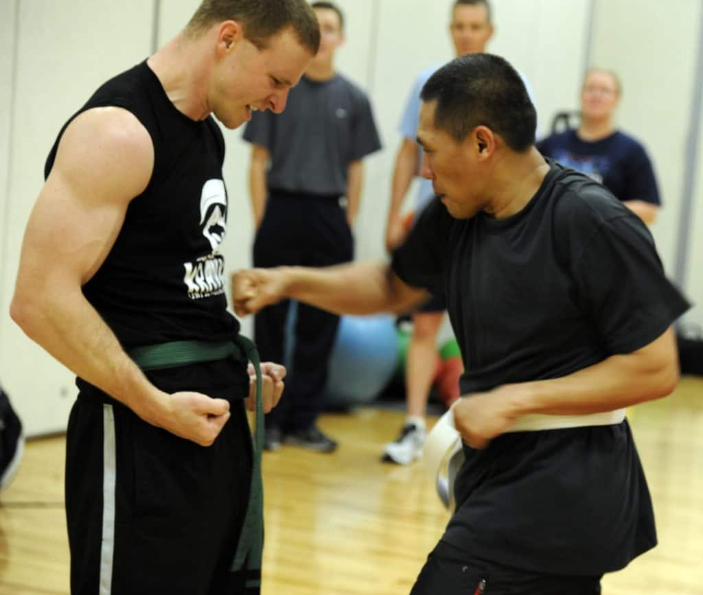 krav maga training online for men