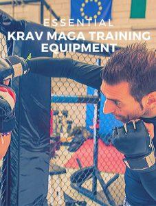 Essential Krav Maga training equipment