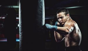Improve muscle with Krave maga