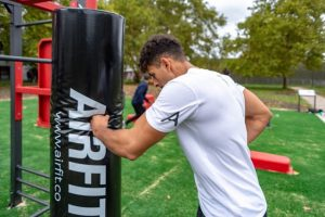 Krav Maga martial arts training devices